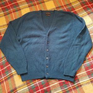 Vintage grunge v-neck cardigan